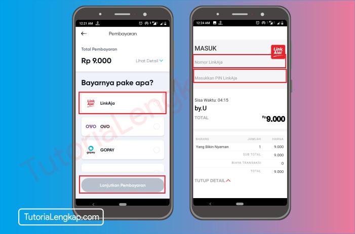 tutorialengkap 10 Cara Membuat Akun By.U untuk memesan SIM Card Secara Online
