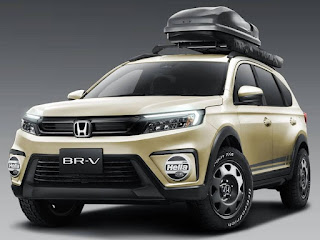 Bản Sửa đổi Kỹ thuật số Honda BR-V Hoàn toàn Mới với ALTO Concept, Thực sự là Gahar!