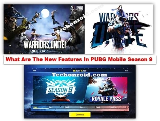 What Are The New Features In PUBG Mobile Season 9, pubg season 9 leak, v0.14.5 update to bring new weapons, vehicle,tech onroid, pubg mobile game, update pubg
