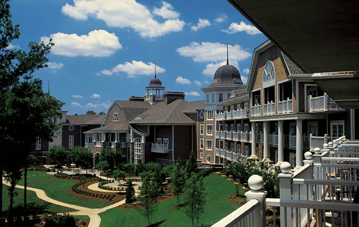 Bachelorette Parties- Idea #23: Ritz-Carlton Lodge, Reynolds Plantation