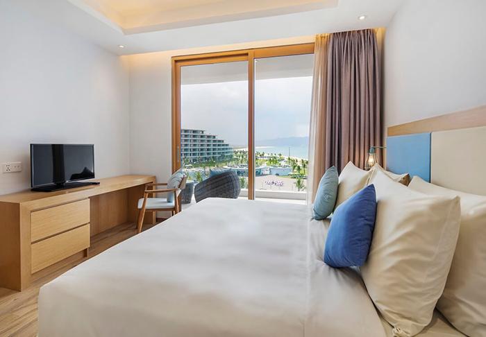 Phòng Family khách sạn FLC Quy Nhơn 04