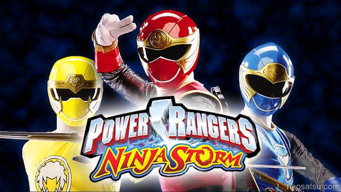 Power Rangers Ninja Storm Batch Subtitle Indonesia