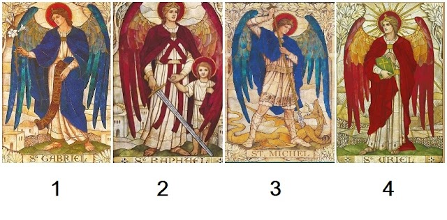 Pick a Card to Receive a Message From Angels