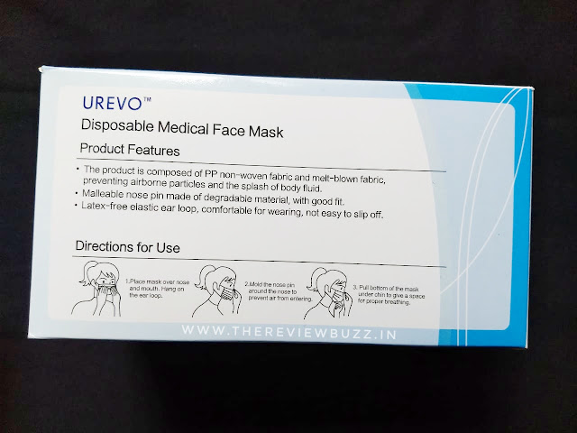 WeCool 3 Ply Disposable Face Mask Review - The Review Buzz
