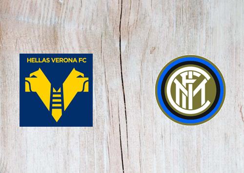 Hellas Verona vs Internazionale -Highlights 23 December 2020
