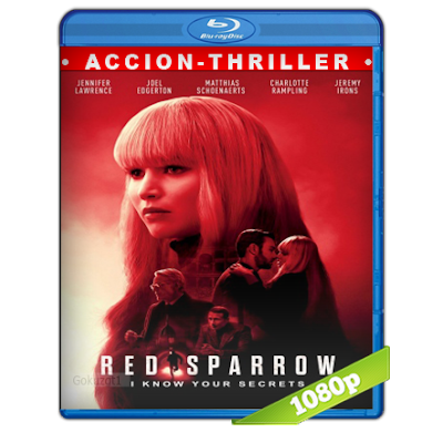 Operacion Red Sparrow (2018) BRRip Full 1080p Audio Trial Latino-Castellano-Ingles 5.1