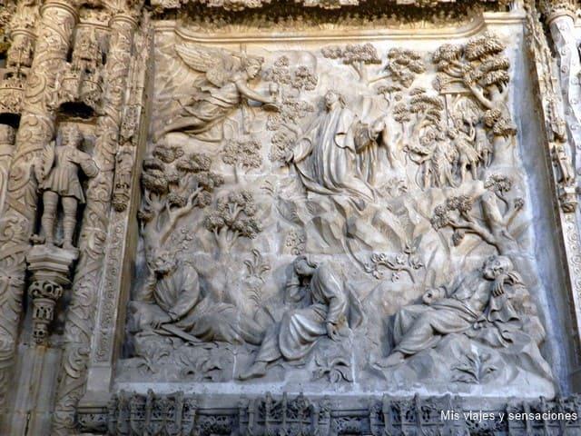 Girola de la Catedral de Burgos