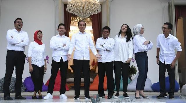 Jokowi Terbitkan Perpres 56/2020, Jumlah Stafsus Wapres Bertambah 2