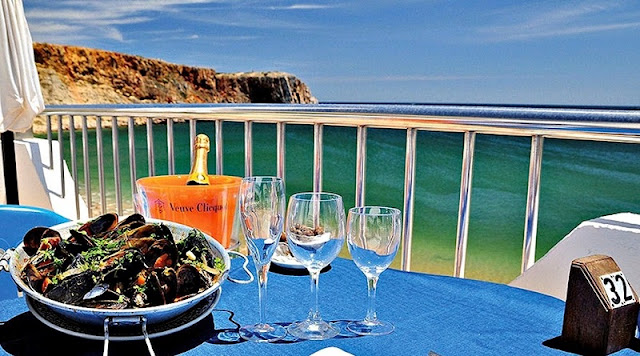 Restaurantes no Algarve