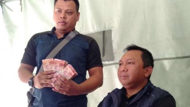 Minta Jatah Uang Rehab Gempa Lombok, Politikus Golkar Ditangkap