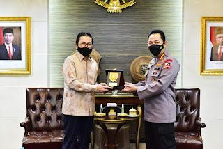 Kapolri Minta PT freeport Aktif Berpatisipasi Membangun Papua