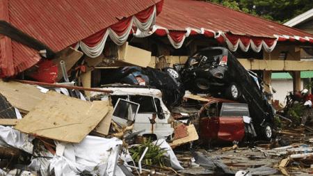 Puisi Untuk Bencana Alam Tsunami Dan Gempa Palu Di Kota Yang