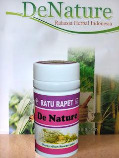 Image Ramuan tradisional merapatkan vagina herbal