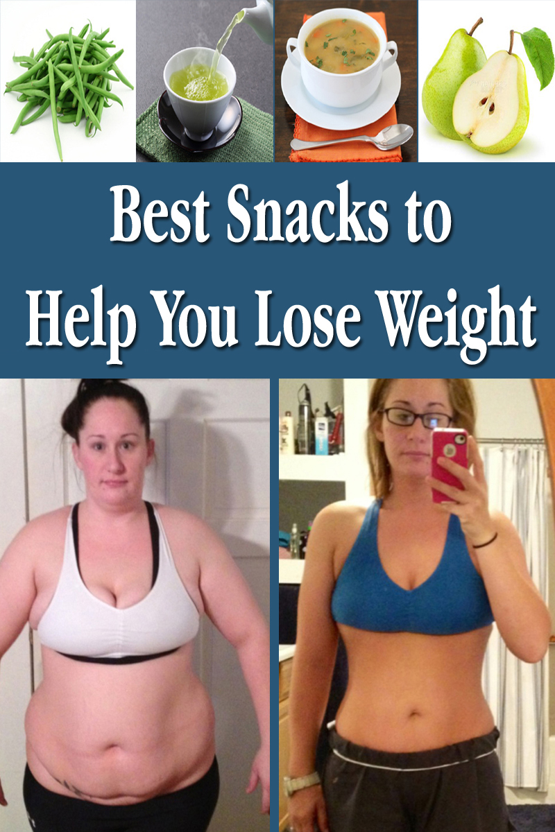 Best Snacks to Help You Lose Weight