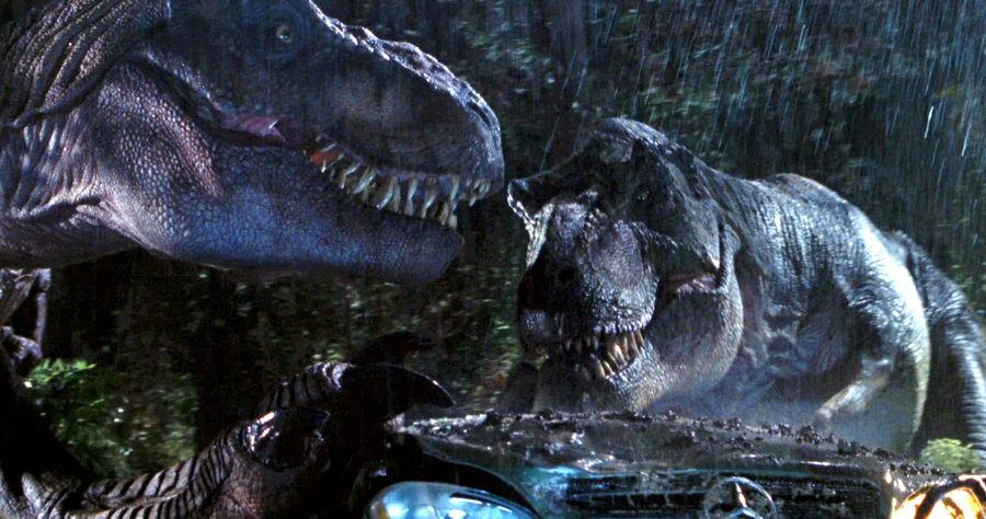 Eclectic Boredom Delayed Reaction The Lost World Jurassic Park