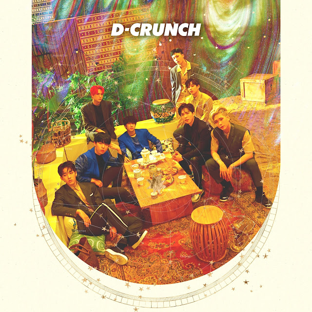 D-CRUNCH comeback Across The Universe