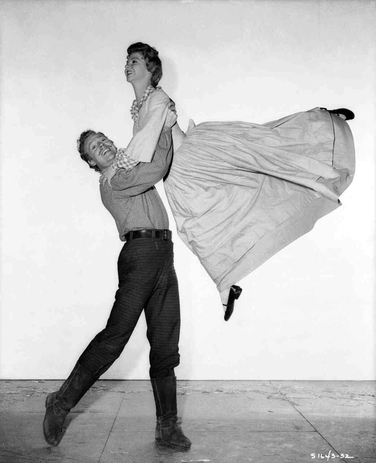 Great Musicals: Behind the scenes of Seven Brides for ...