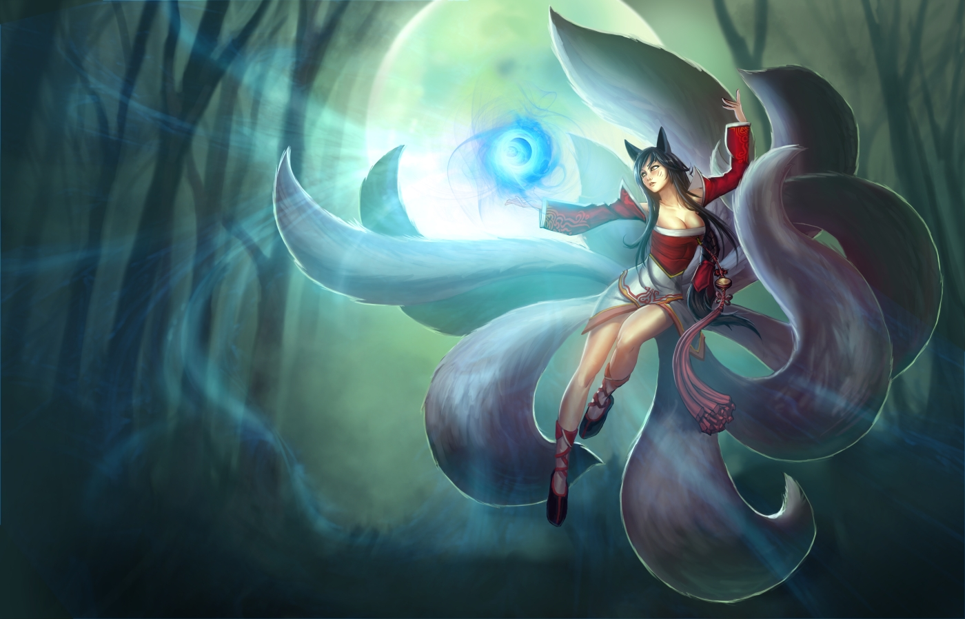 Ahri: The Jack of All Trades