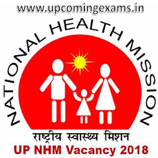 UP_NHM_Vacancy_2018