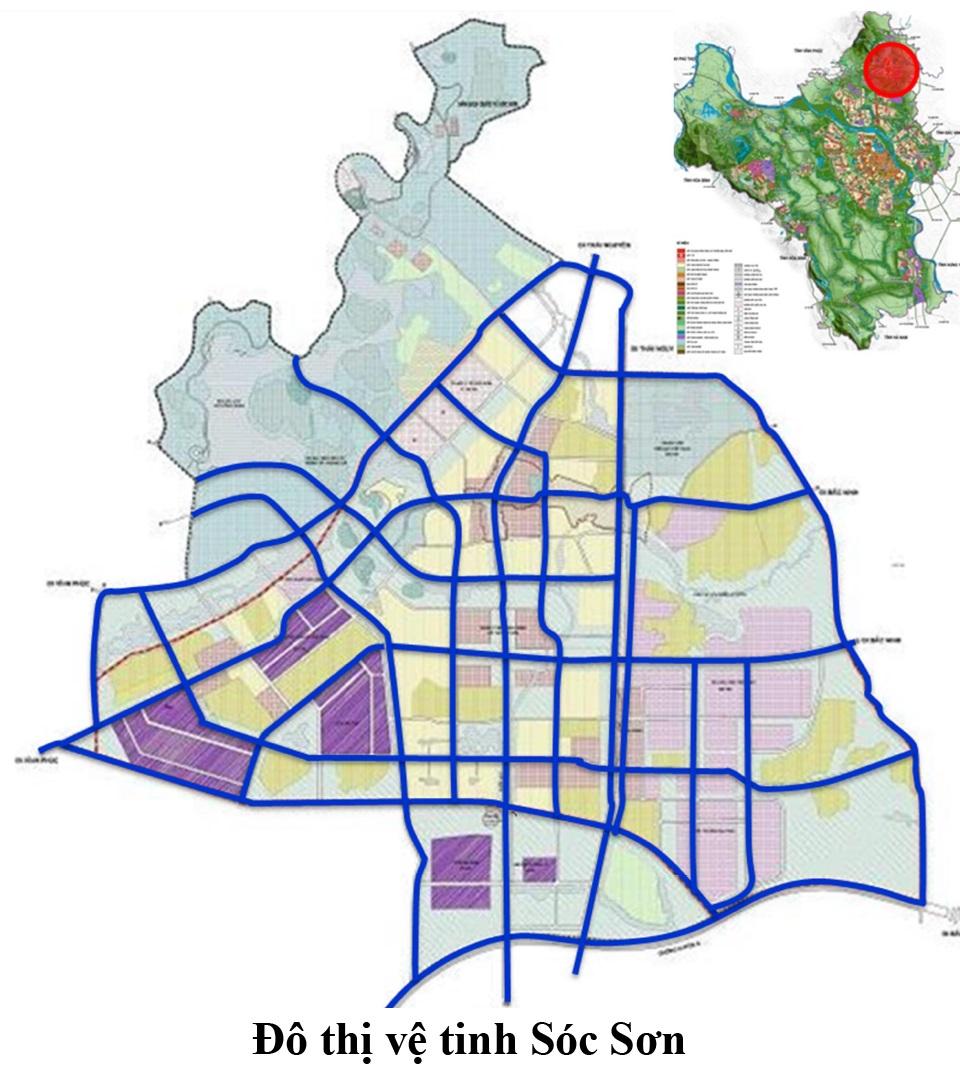 Bản đồ quy hoạch giao thông PHú Xuyên - Hà Nội