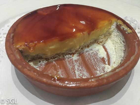 Comer en Vitoria. Restaurante El Portalon. Goxua