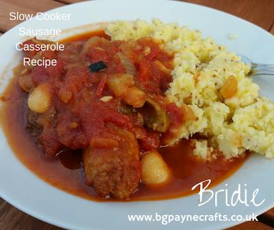 http://bgpaynecrafts.blogspot.com/2017/07/slow-cooker-sausage-casserole-recipe.html