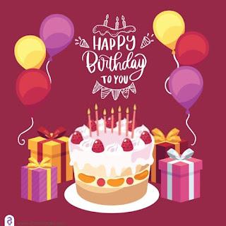 رمزيات تهنئة عيد ميلاد Happy birthday