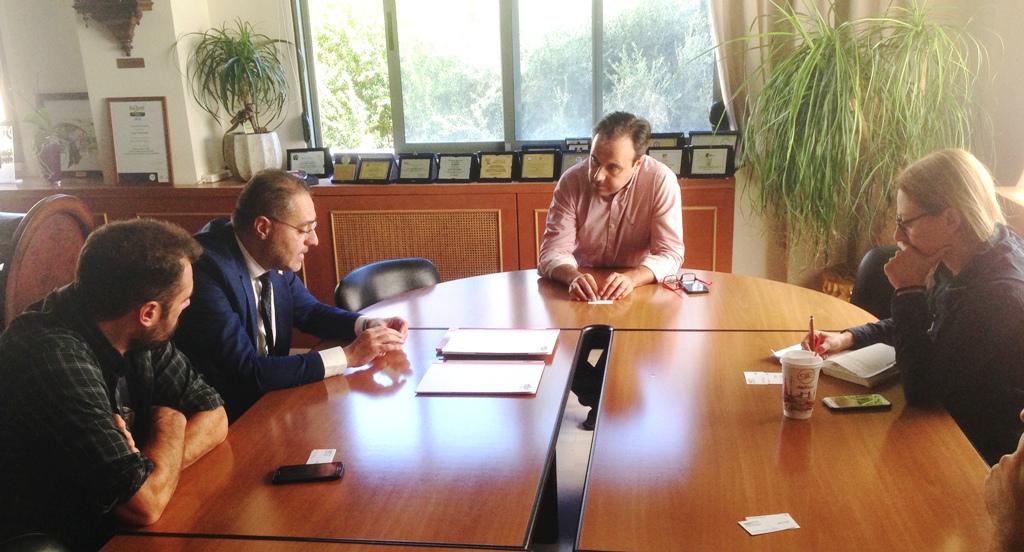 Προς πιστοποίηση για υπηρεσίες Βιώσιμης Πόλης στο Δήμο Τρικκαίων