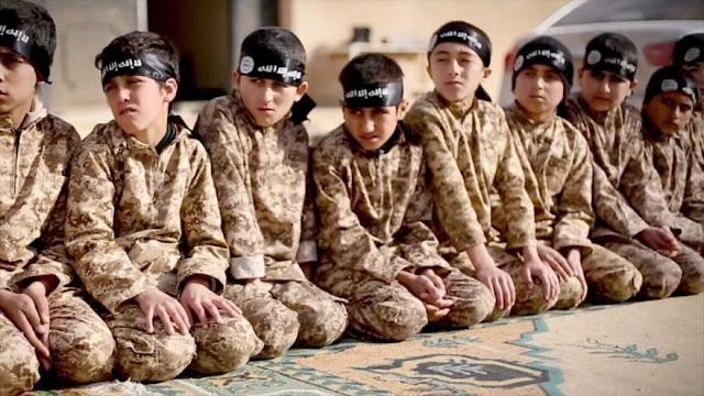 Daesh ha utilizado a 88 niños en atentados suicidas en 13 meses