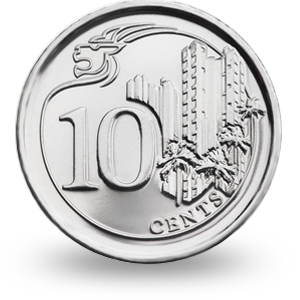 I Walk the World: The New Singapore Coins