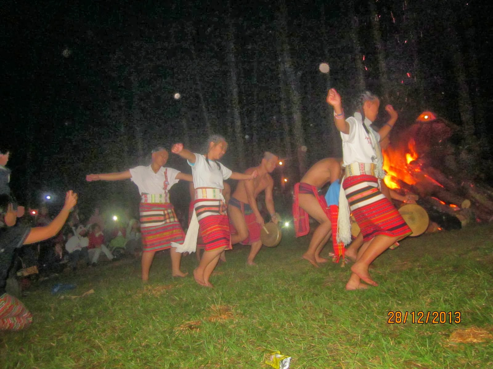 Sagada Bonfire tour itinerary