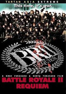 Battle Royale II: Requiem (2003) เกมนรก สถาบันพันธุ์โหด