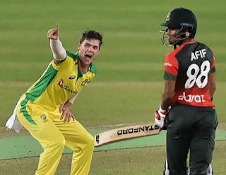 Bangladesh vs Australia 4th T20I 2021 Highlights