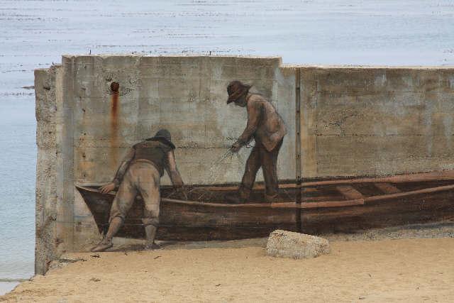 A small boat for a big job