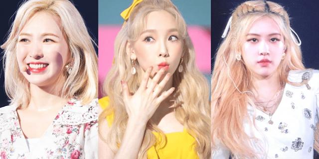 Kpop'ın En İyi Kadın Vokalistleri