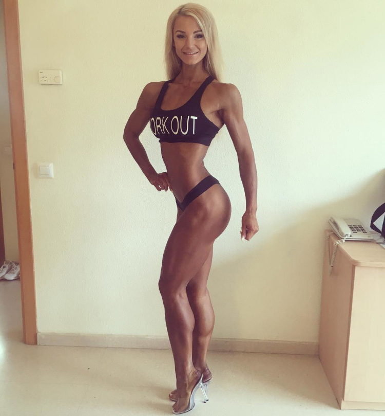 Fitness Model Catharina Wahl 03