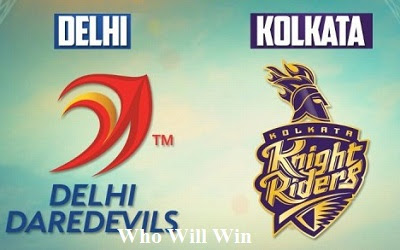 DD Vs KKR Prediction 2017