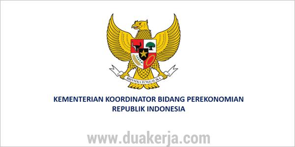 Lowongan Kerja Kementerian Koordinator Bidang Perekonomian Tahun 2019