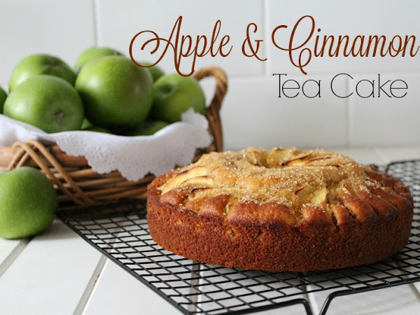 Apple & Cinnamon Tea Cake