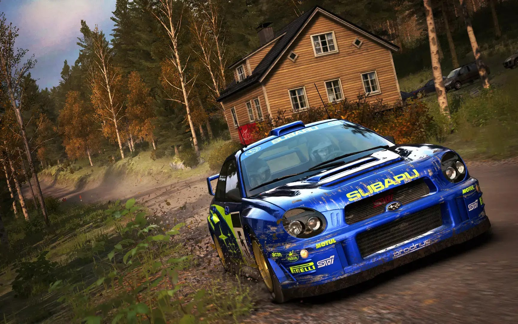 DiRT Rally Diskon Steam Autumn Sale 2020