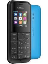 Spesifikasi Ponsel Nokia 105 (2015)