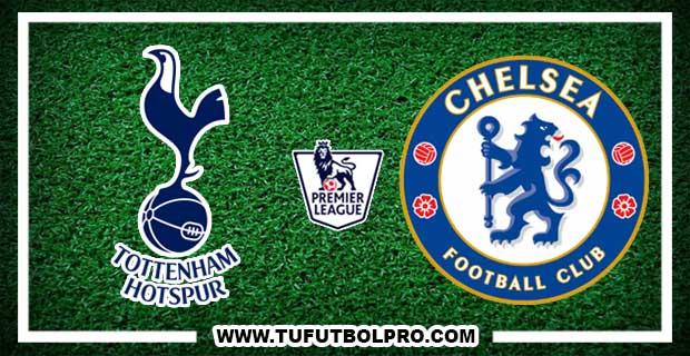Ver Tottenham vs Chelsea EN VIVO Por Internet Hoy 4 de Enero 2017