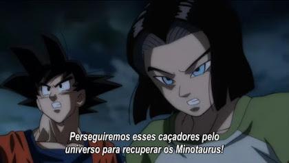 Dragon Ball Super Episódio 87