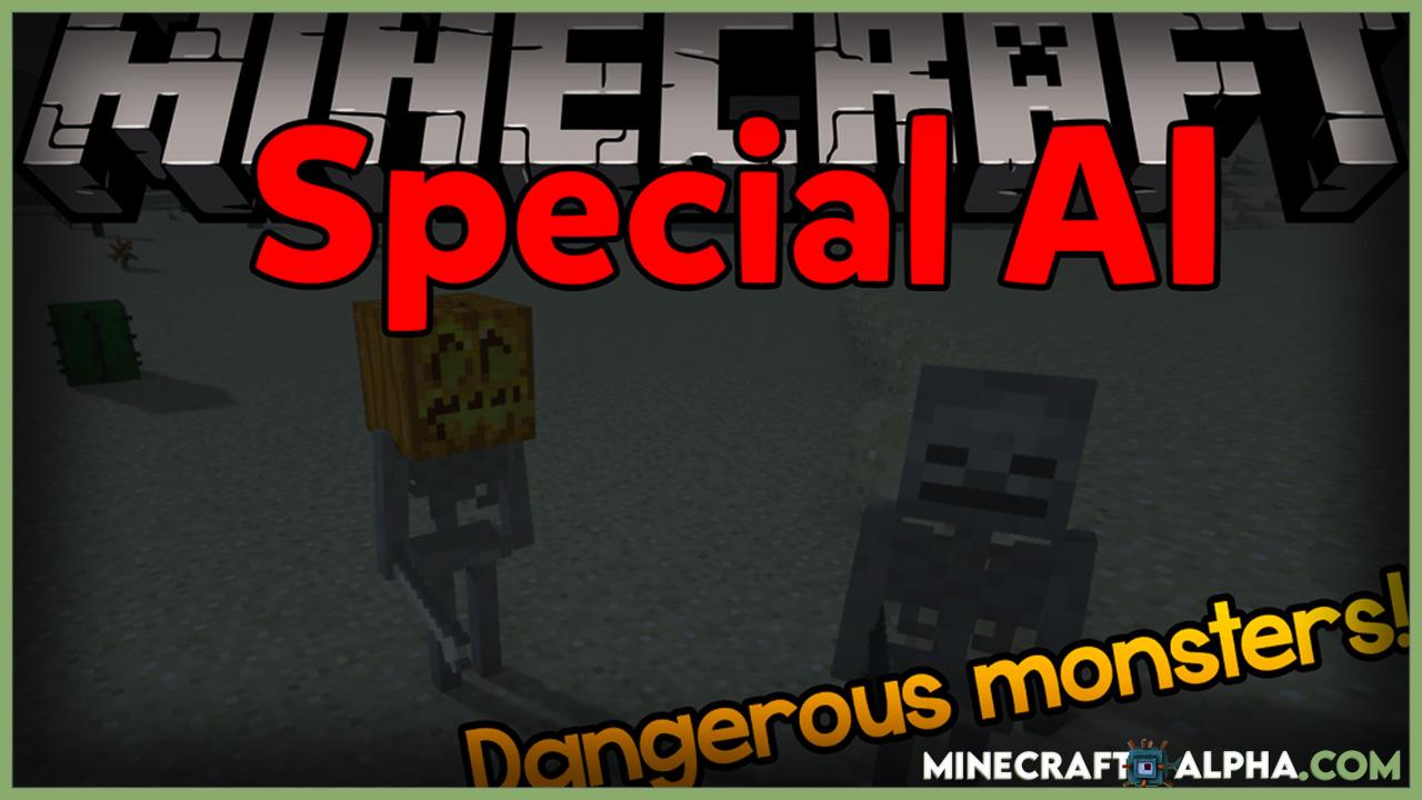 Minecraft Special AI Mod 1.16.5