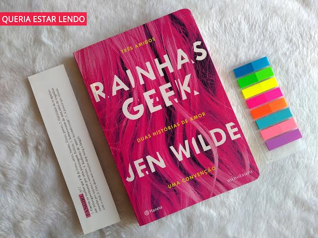 Resenha: Rainhas Geek