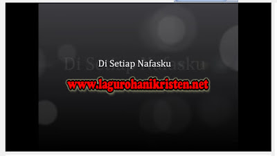 True Worshippers - Disetiap Nafasku