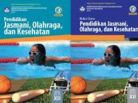 Download Buku PJOK Kelas 12 K13 Revisi Terbaru, Buku Guru dan Buku Siswa