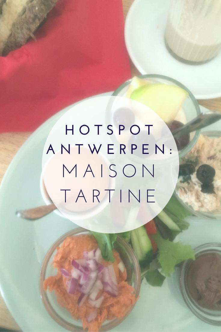 Hotspot Antwerpen: Tartine