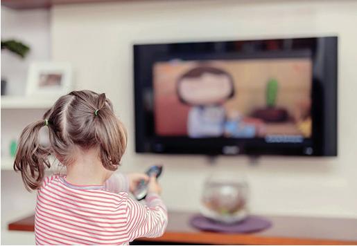 Menyalakan Televisi tapi Tidak Benar-Benar Ditonton
