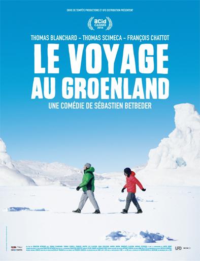 Ver Le voyage au Groenland (2016) Online